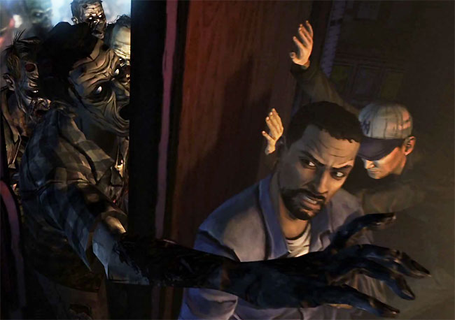 Test The Walking Dead: Les zombies sont en marche #2