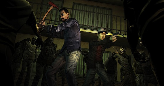 Test The Walking Dead: Les zombies sont en marche #4