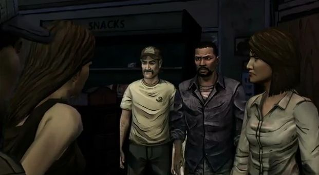 Test The Walking Dead: Les zombies sont en marche #3