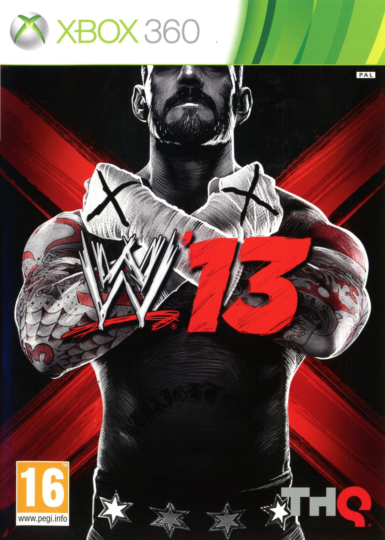 Test WWE 13, Give me a Hell Yeah