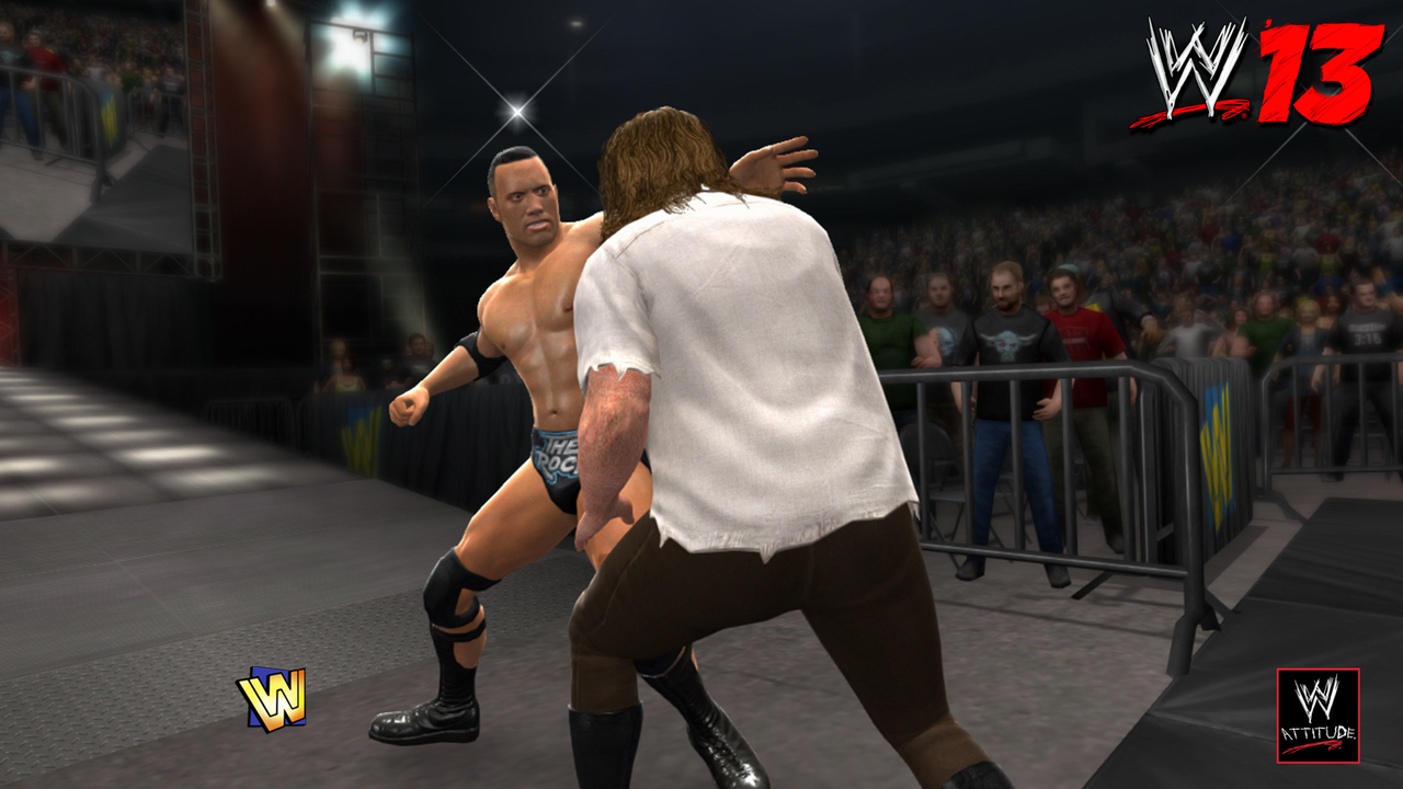 Test WWE 13, Give me a Hell Yeah #4