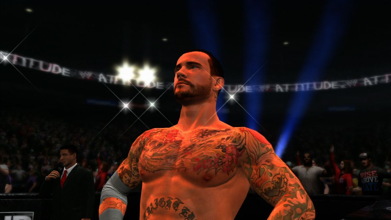 Test WWE 13, Give me a Hell Yeah #3