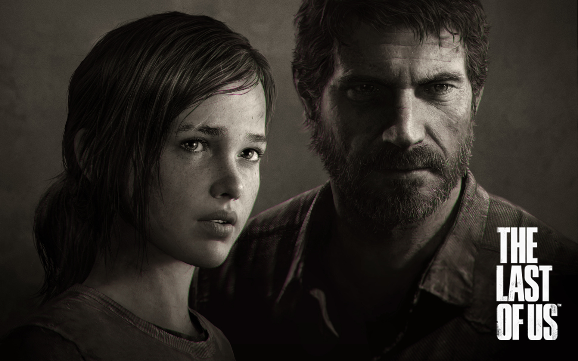 The Last of US repoussé