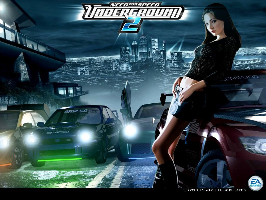 VIDEO DETENTE Need for Speed Underground 2