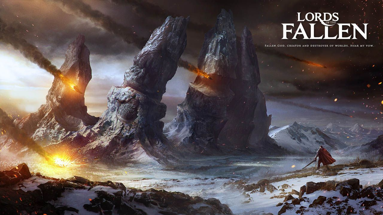 Lords of the Fallen annoncé sur nextgen