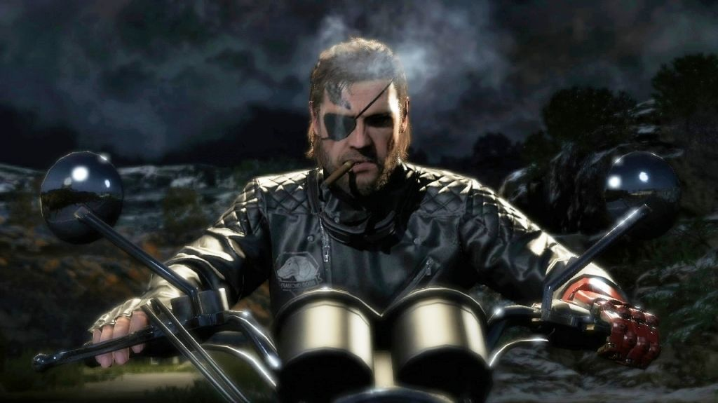 E3: Trailer pour Metal Gear Solid 5