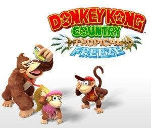 Donkey Kong Country: Tropical Freeze repoussé à 2014
