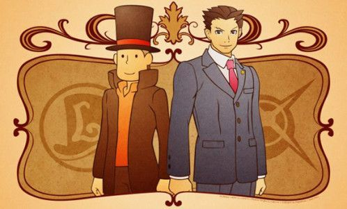 Teaser pour Professeur Layton vs Phoenix Wright: Ace Attorney