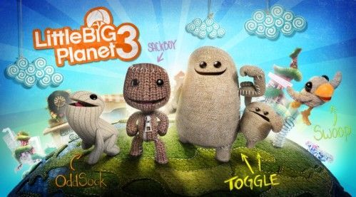 E3 2014 : Sackboy is Back