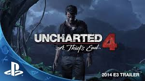 E3 2014 : Un trailer pour Uncharted 4
