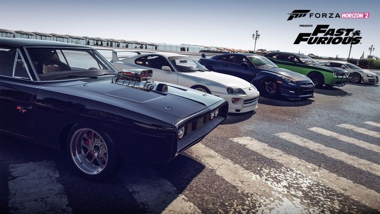 Quand Forza Horizon 2 rencontre Fast and Furious