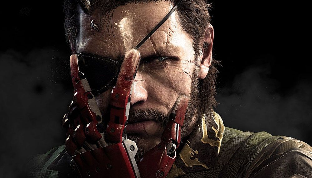Metal Gear Solid V : The Fantom sortira en Septembre