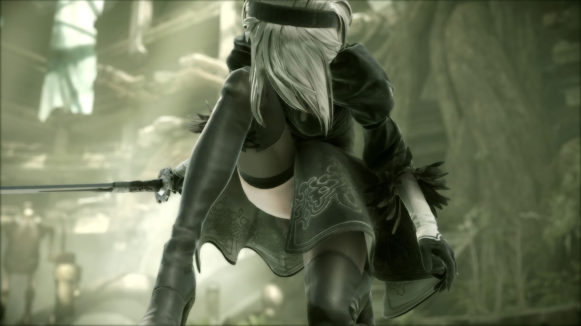 E3 2015 - Nier New Project s'annonce via un teaser