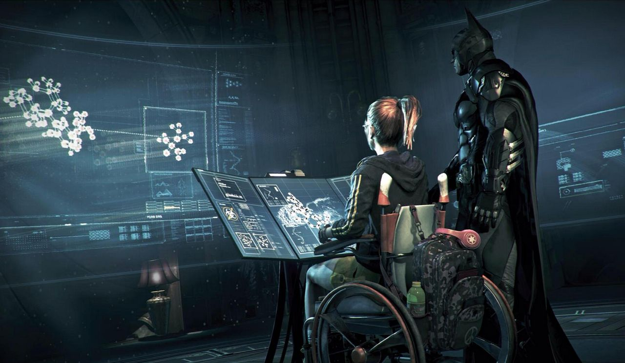 Test Batman: Arkham Knight. Be the night. #9
