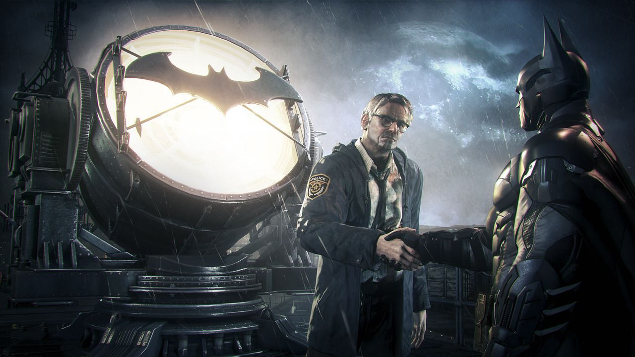 Test Batman: Arkham Knight. Be the night. #8