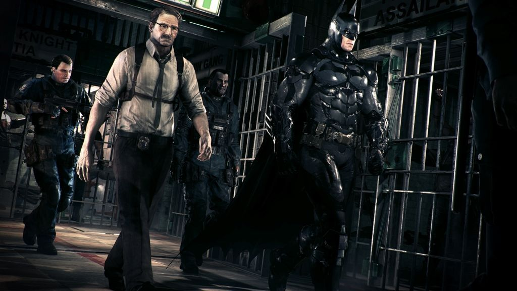 Test Batman: Arkham Knight. Be the night. #7
