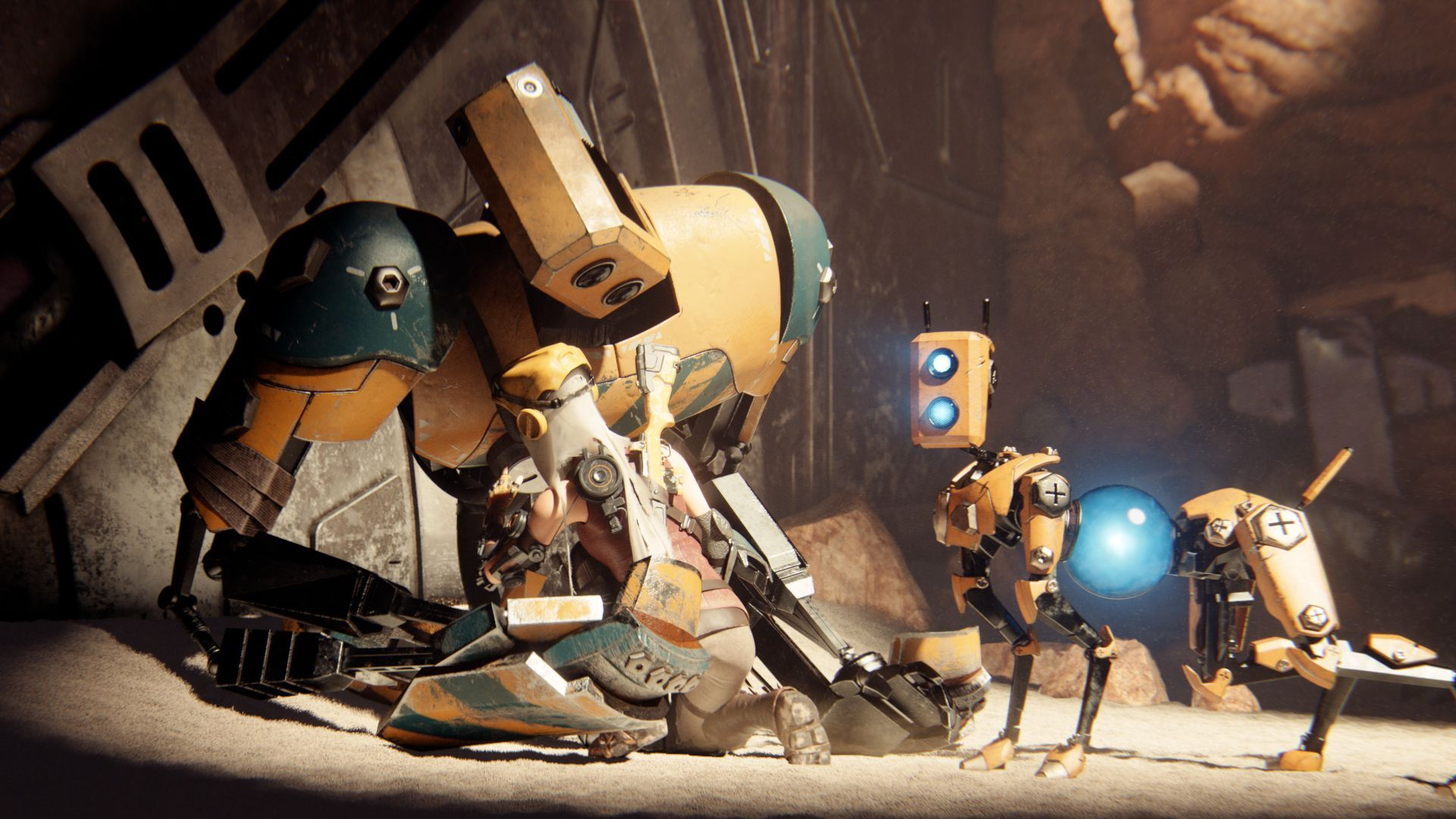 ReCore montre son gameplay