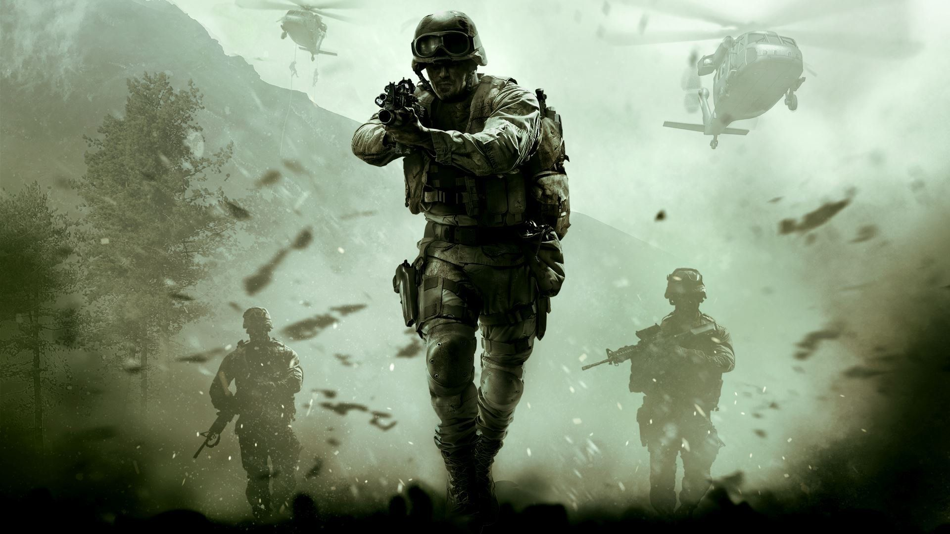 Call of Duty : Modern Warfare Remastered Stand-Alone se dévoile en vidéo