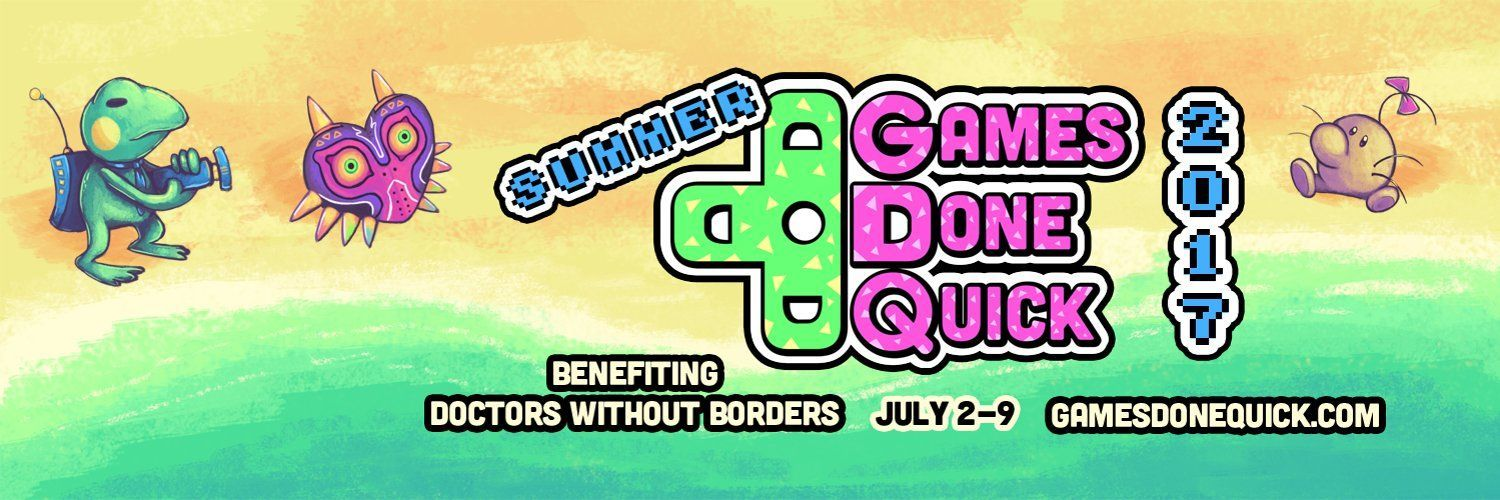 Summer Games Done Quick 2017