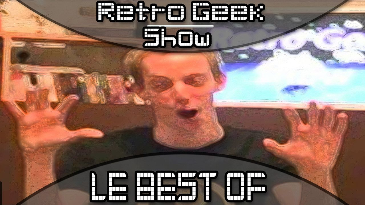 BEST OF RETRO GEEK SHOW