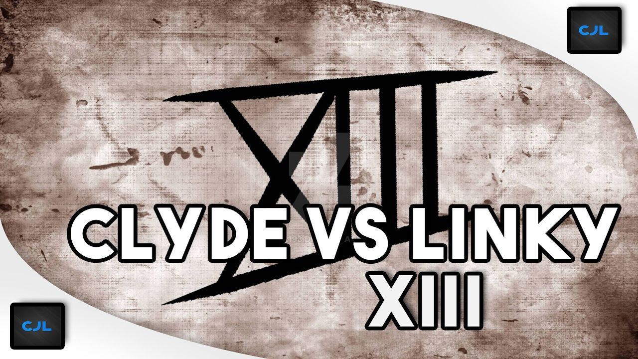Clyde vs Linky Deathmatch sur XIII