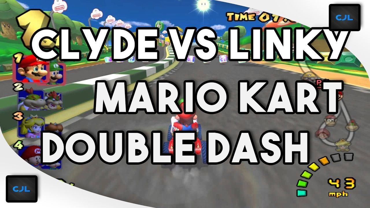 Clyde vs Linky Grand Prix sur Mario Kart Double Dash