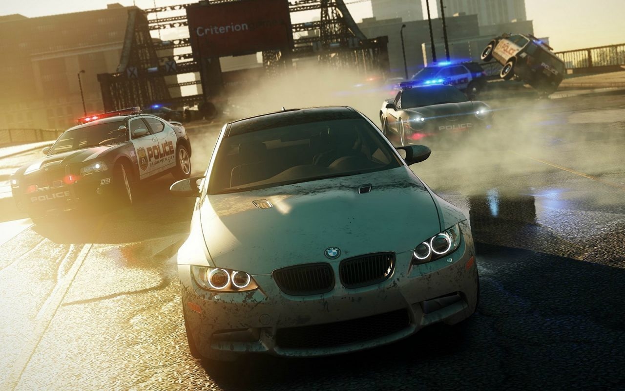 E3 2012 NFS Most Wanted de retour