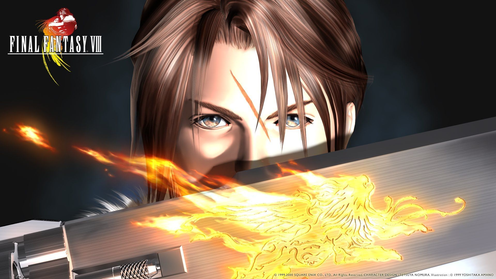 Gaming Show Final Fantasy VIII