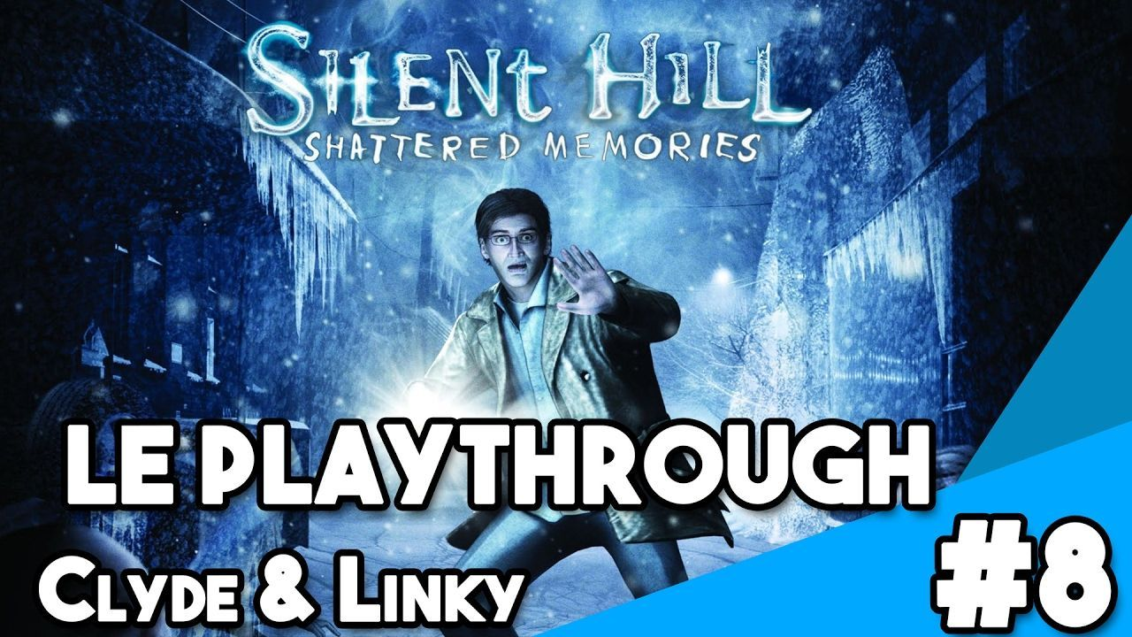 Playthrough FR - Silent Hill Shattered Memories 8 - Linky inférieur à tous