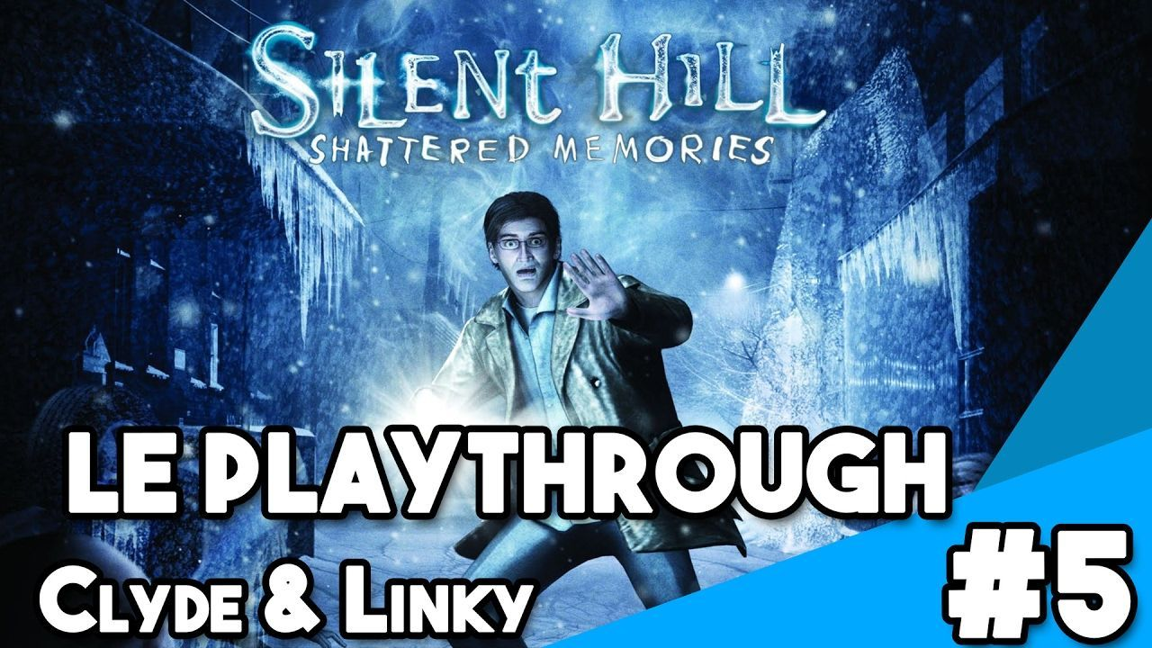 Playthrough FR - Silent Hill Shattered Memories 5 - Une chanteuse mystérieuse