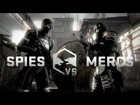 Splinter Cell BlackList et son mode Espions vs Mercenaires