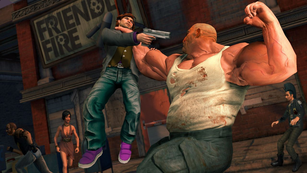 Test Saint's Row: The Third ... envie de n'importe quoi ?