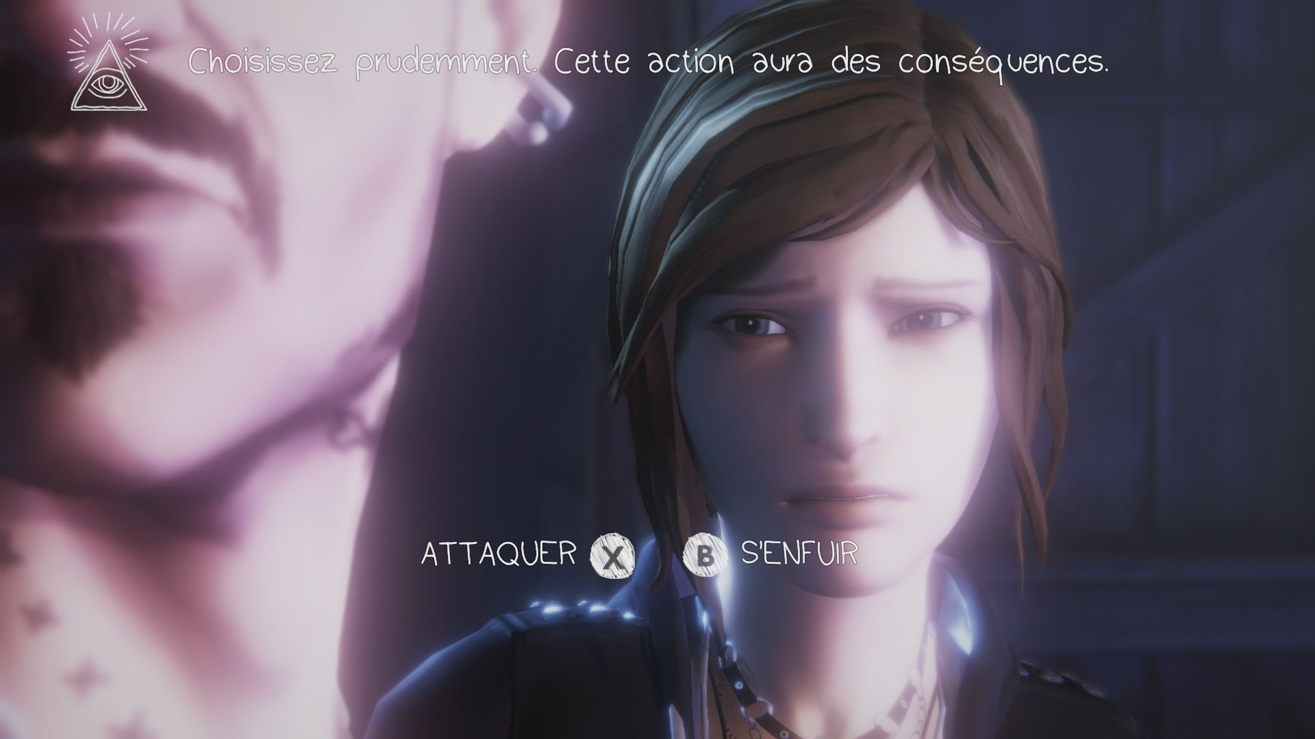 Test de Life Is Strange Before The Storm Episode 1