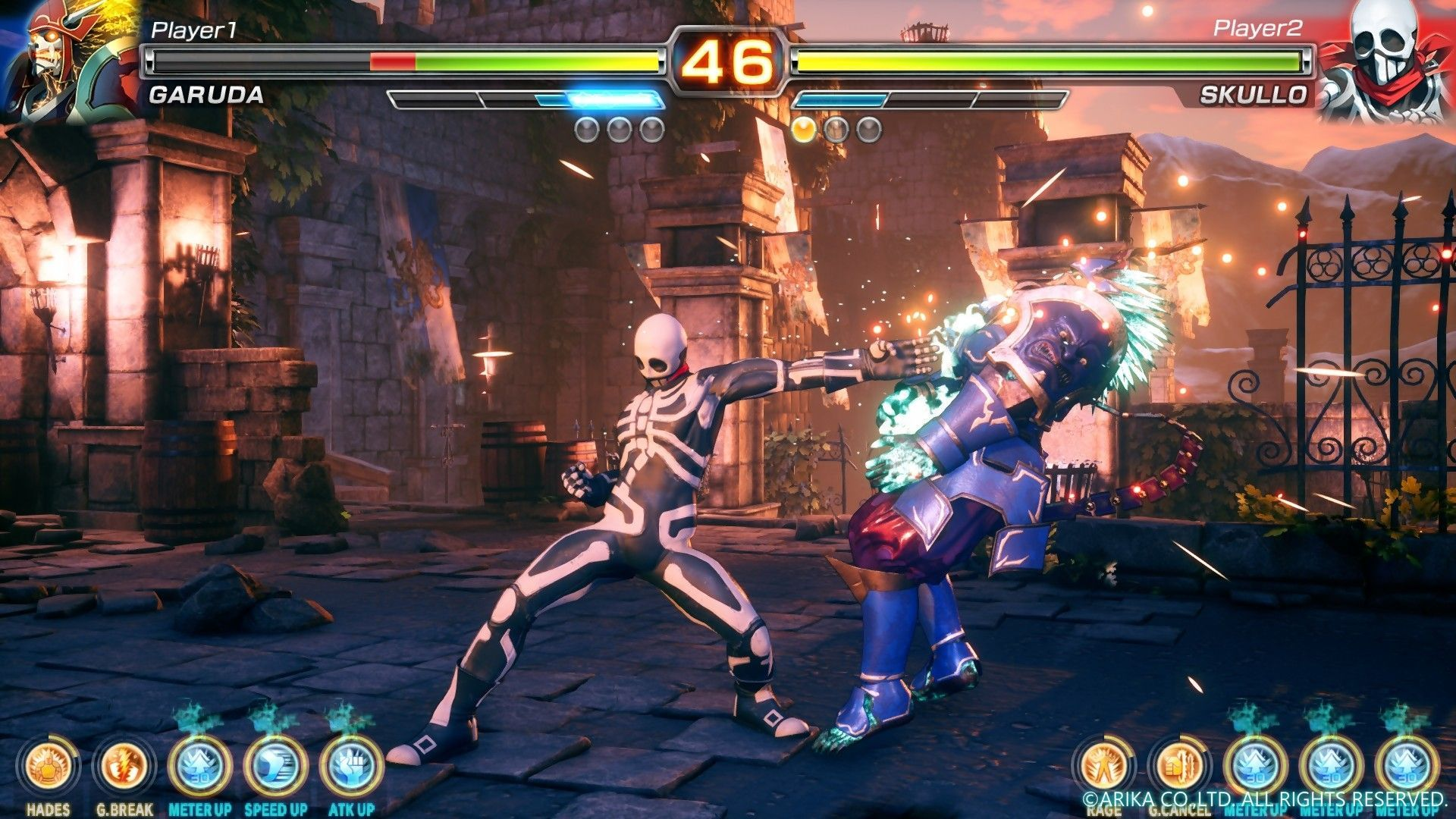Fighting EX Layer se dévoile sur PS4