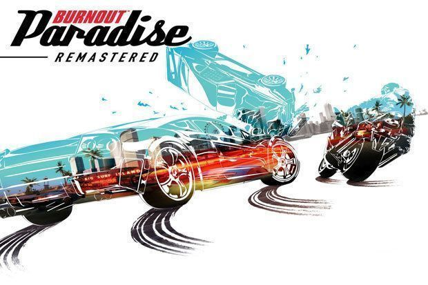 Burnout Paradise reviens sur console en version remastered