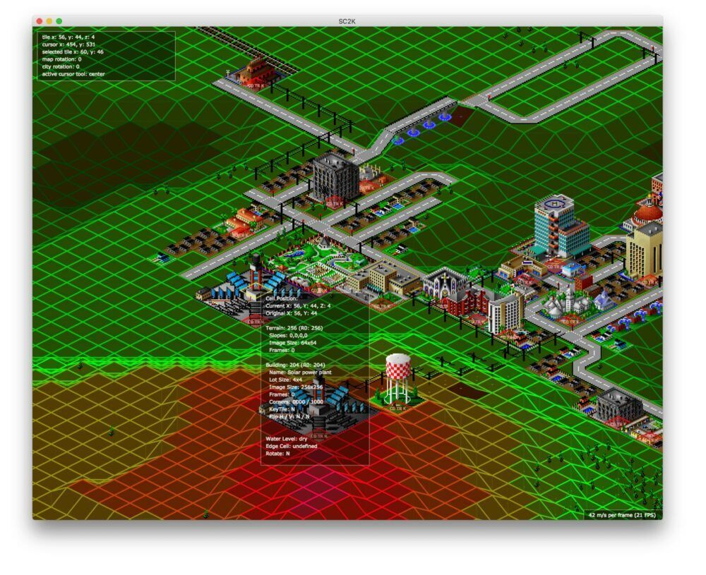 OpenSC2K , un remake de Sim City 2000 #2