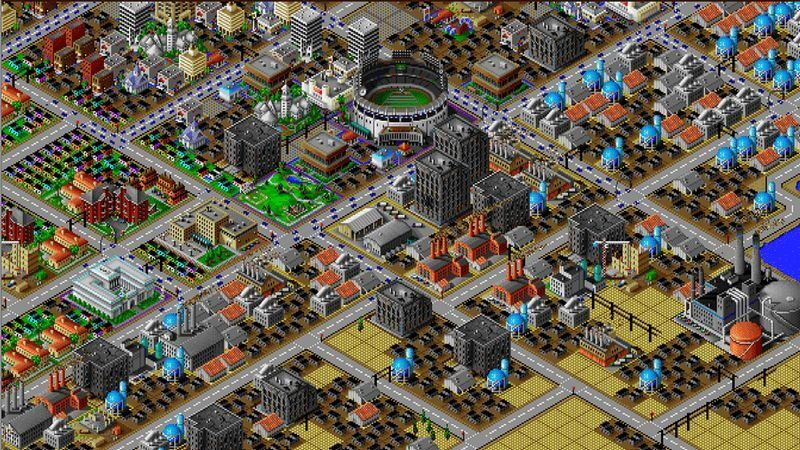 OpenSC2K , un remake de Sim City 2000 #4