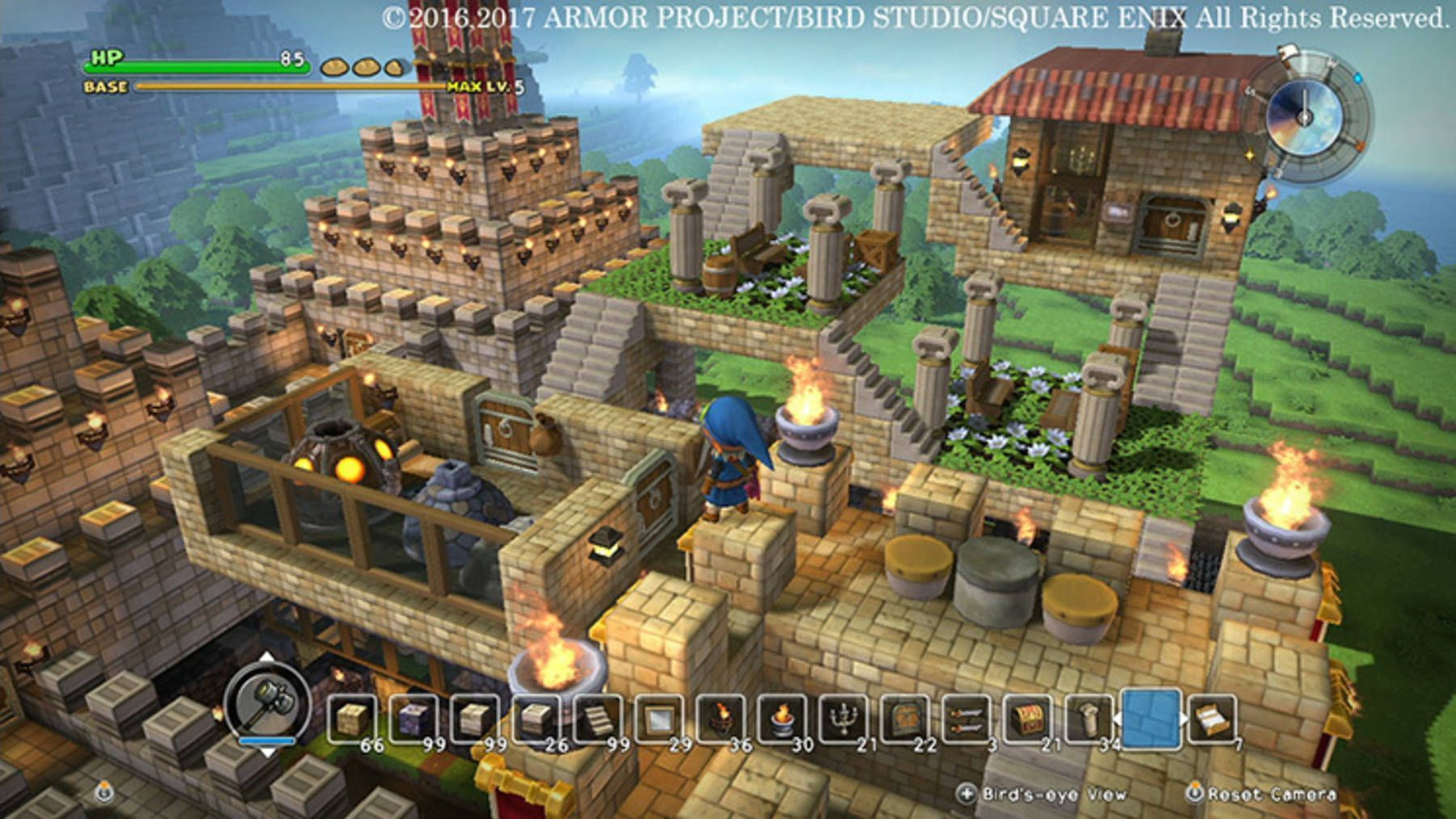 Test de Dragon Quest Builders : Que vaut-il sur Switch ?