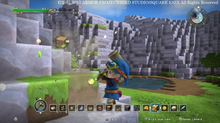 Test de Dragon Quest Builders : Que vaut-il sur Switch ? #2