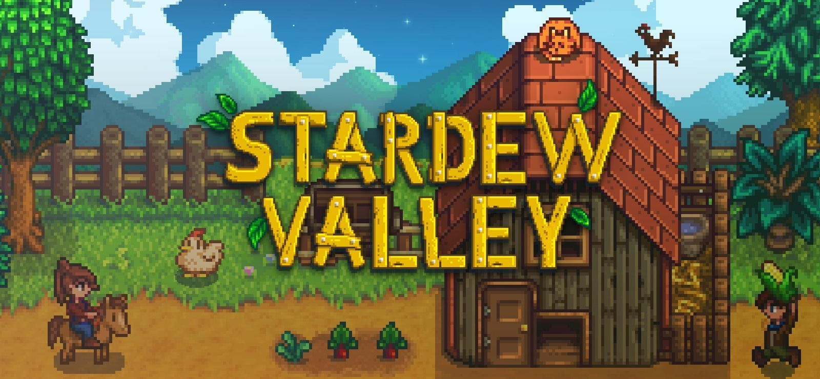 Le mode multijoueur de Stardew Valley en bêta sur Steam